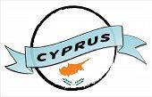 Постер, плакат: Circle Land Cyprus