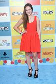 Mary Mouser at Variety Power Of Youth, Paramount Studios, Hollywood, CA 09-15-12