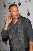 Kevin Costner at the 64th Primetime Emmy Award Performer Nominee Reception, Spectra by Wolfgang Puck, West Hollywood, CA 09-21-12