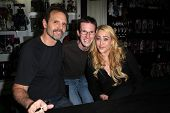 Michael Biehn, Reed Lackey, Jennifer Blanc at