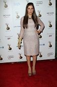 Mayim Bialik at the 64th Primetime Emmy Award Performer Nominee Reception, Spectra by Wolfgang Puck,