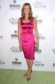 Allison Janney at Heifer International's
