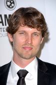 Jon Heder at Heifer International's