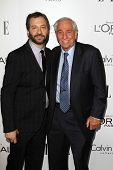 Judd Apatow, Garry Marshall at the Elle Magazine 17th Annual Women in Hollywood, Four Seasons, Los A