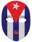 Cuba Mask