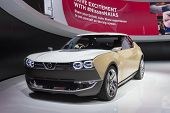 Detroit - January 26 :the Nissan Idx Freeflow Concept Car At The North American International Auto S