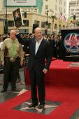 Bruce Willis at the Ceremony honoring him with the 2,321st star on the Hollywood Walk of Fame. Holly