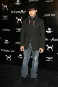 Wilmer Valderrama at the William Rast Spring 2007