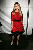 Emilie de Ravin at the Gen Art 9th Annual Fresh Faces in Fashion event, Barker Hanger, Santa Monica,