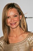 Calista Flockhart at the Peace Over Violence 35th Annual Humanitarian Awards. Beverly Hills Hotel, B