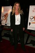 Nicolette Sheridan at the World Premiere of