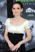 Winona Ryder at the