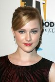 Evan Rachel Wood at the Hollywood Film Festival's 10th Annual Hollywood Awards Gala. Beverly Hilton Hotel, Beverly Hills, CA. 10-23-06