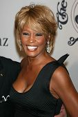 Whitney Houston at the 17th Carousel of Hope Ball to benefit The Barbara Davis Center for Childhood