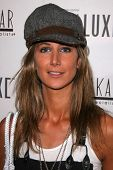 Lady Victoria Hervey at the Sonya Dakar Skin Clinic Opening. Sonya Dakar SKin Clinic, Beverly Hills,