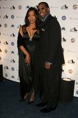 Angela Bassett and Courtney B. Vance at the Griffith Observatory Re-Opening Galactic Gala. Griffith Observatory, Los Angeles, CA. 10-29-06