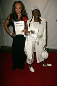 Tisha Campbell and Tichina Arnold at Heidi Klum's 7th Annual Halloween Party, Privilege, Los Angeles, CA 10-31-06