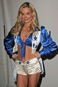 Jennifer Gareis at Heidi Klum's 7th Annual Halloween Party, Privilege, Los Angeles, CA 10-31-06
