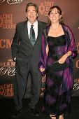 Beau Bridges and wife Wendy at the CMT Giants honoring Reba McEntire. Kodak Theatre, Hollywood, CA.