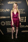 Francesca Eastwood at the Hollywood Foreign Press Association And InStyle Miss Golden Globe 2013 Par