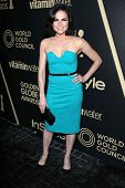 Lana Parilla at the Hollywood Foreign Press Association And InStyle Miss Golden Globe 2013 Party, Cecconi's, Los Angeles, CA 11-29-12