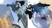 Worldwide Business Illustration