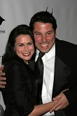 BEL AIR, CA - NOVEMBER 18: Rena Sofer and Greg Grunberg at the 5th Annual