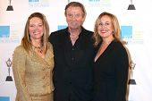 Eric Braeden, Genie Francis at The 14th Annual Women's Image Network WIN Awards, Paramount Studios, Hollywood, CA 12-12-12