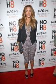 Courtney Bingham at the NOH8 Campaign 4th Anniversary Celebration, Avalon, Hollywood, 12-12-12
