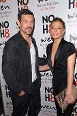 Eddie Cibrian, LeAnn Rimes at the NOH8 Campaign 4th Anniversary Celebration, Avalon, Hollywood, 12-12-12