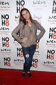 Taylor Hay at the NOH8 Campaign 4th Anniversary Celebration, Avalon, Hollywood, 12-12-12