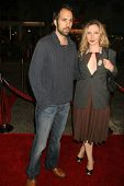 WESTWOOD, CA - NOVEMBER 05: Julie Delpy and friend at a Special Presentation of