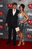 Barry Zito and Amber Seyer at the 2012 American Country Awards, Mandalay Bay, Las Vegas, NV 12-10-12