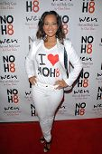 LisaRaye McCoy at the NOH8 Campaign 4th Anniversary Celebration, Avalon, Hollywood, 12-12-12