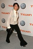 LOS ANGELES - NOVEMBER 28: Nicole Richie at the Volkswagen Concept Tiguan U.S. Launch Party at Raleigh Studios on November 28, 2006 in Hollywood, CA.