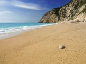 Egremni beach (Lefkada,Greece)