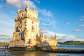 Tower of Belem (Torre de Belem), Lisbon, Portugal