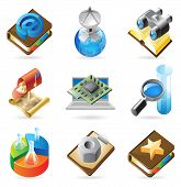 Icon Concepts For Technology