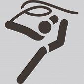 Gymnastics Rhythmic Icon