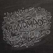 Handmade Vector hand lettering