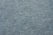 Texture Of Knitted Fabric Silver-gray Color