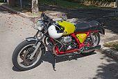 Vintage Moto Guzzi V7 Sport