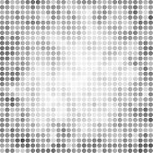 Abstract pixel mosaic gradient grayscale raster background