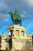 Stephen I Monument, Budapest, Hungary