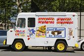 Good Humor ice cream truck in Brooklyn