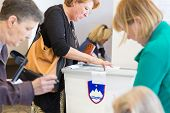 Slovenian parliamentary election, 2014.