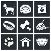 Doggy Icons Set