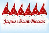 Saint Nickolas Day - Illustration