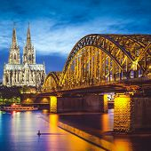 pic of koln  - Cologne - JPG