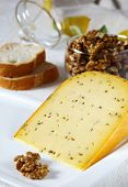 French Cheese With Cumin